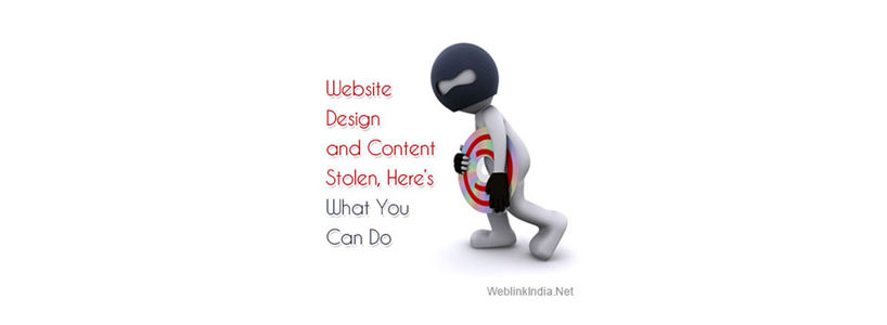Website Design and Content Stolen, Here's What You Can Do