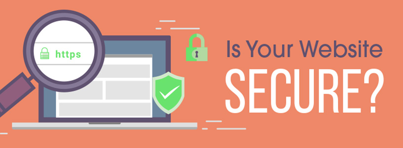 How Can I Secure my website ?