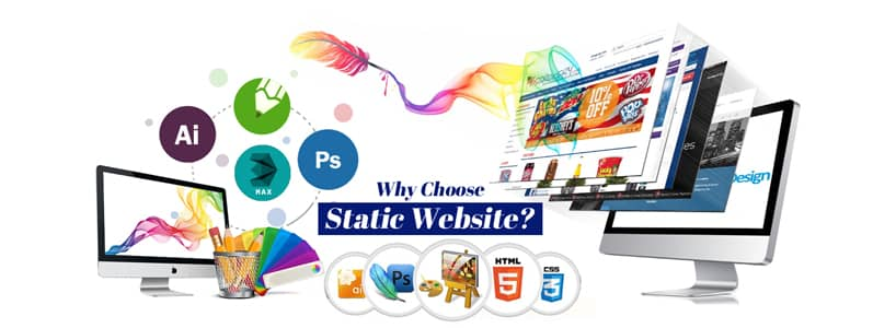 Why Choose Static Website?